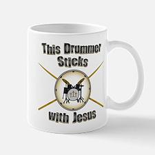 Christian Drummer Mug