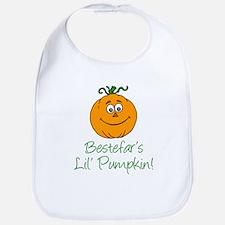 Bestefar Little Pumpkin Bib