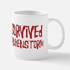 I survived Frankenstorm. The biggest storm ever. M