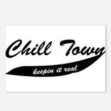 Chill Town Postcards (Package of 8)