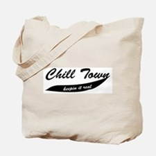 Chill Town Tote Bag