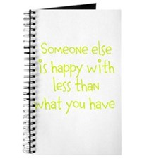 Someone Else Journal