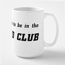 Cool Kid Club Large Mug