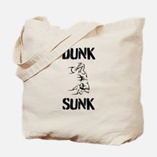 Dunk Sunk Tote Bag