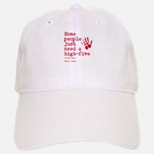 High Five in the face Baseball Baseball Cap
