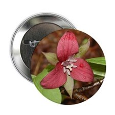 PTXpress Red Trillium Button