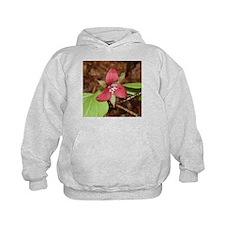 PTXpress Red Trillium Hoodie
