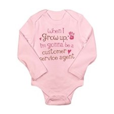 Future Customer Service Agent Long Sleeve Infant B
