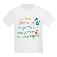 Future Customer Service Agent T-Shirt