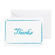 Stick Greeting Cards (Pk of 10)