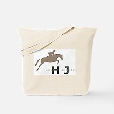 h/j horse Tote Bag