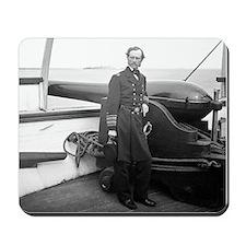 Rear Admiral Dalgren Mousepad