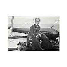 Rear Admiral Dalgren Rectangle Magnet