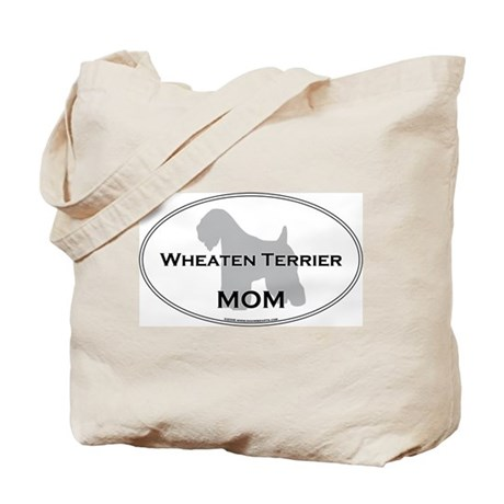 Wheaten Terrier MOM Tote Bag