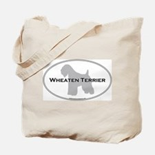 Wheaten Terrier Tote Bag