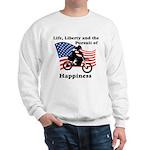 Motocross Happiness Sweatshirt