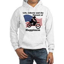 Motocross Happiness Hoodie