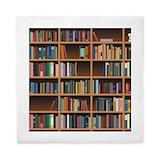 Bookshelf Duvet Covers