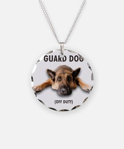 Guard Dog Necklace