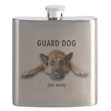 Guard Dog Flask