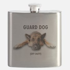 Guard Dog Flask