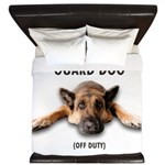 Guard Dog King Duvet