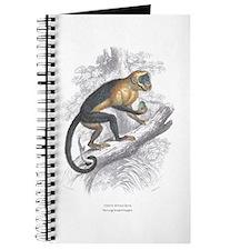 Sapajou Monkey Journal