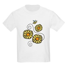 Bee Flower T-Shirt