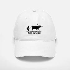 Ski Texas Baseball Baseball Cap