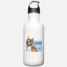 Aggressive Snuggler Water Bottle