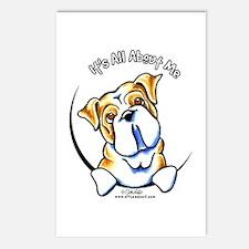 English Bulldog IAAM Postcards (Package of 8)