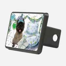Cairn Terrier Hitch Cover