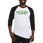 World Peas Baseball Jersey