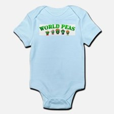World Peas Infant Creeper
