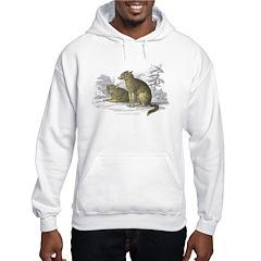 American Indian Dog Hoodie