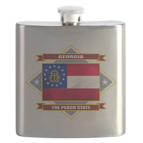 Georgia diamond.png Flask