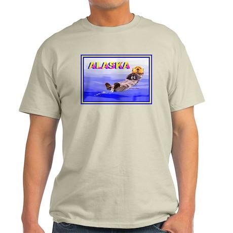 Alaskan Sea Otter Light T-Shirt