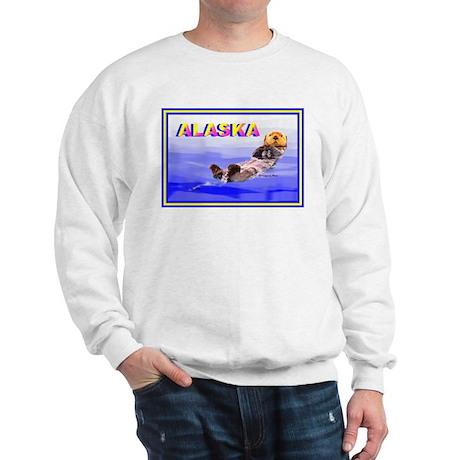 Alaskan Sea Otter Sweatshirt