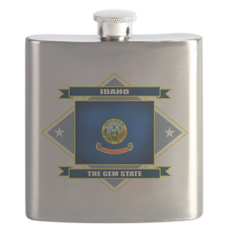 Idaho diamond.png Flask