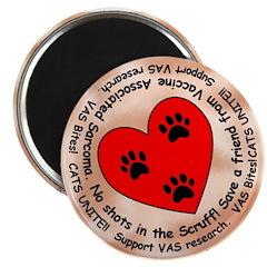 VAS awareness Magnet