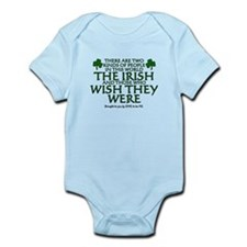 IRISH AND THOSE WHO WISH THEY WERE Infant Bodysuit
