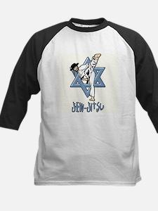 Jew Jitsu Kids Baseball Jersey