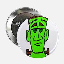 "Frankie Monster 2.25"" Button"