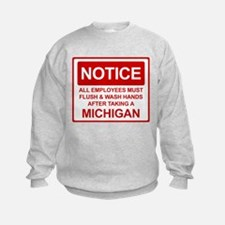 Flush Michigan Sweatshirt