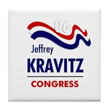 Kravitz 06 Tile Coaster