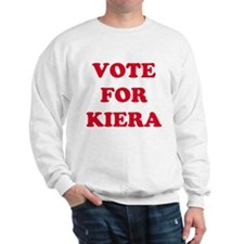 VOTE FOR KEIRA Sweatshirt