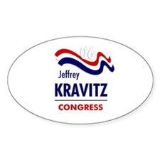 Kravitz 06 Oval Decal