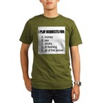 requests.jpg Organic Men's T-Shirt (dark)