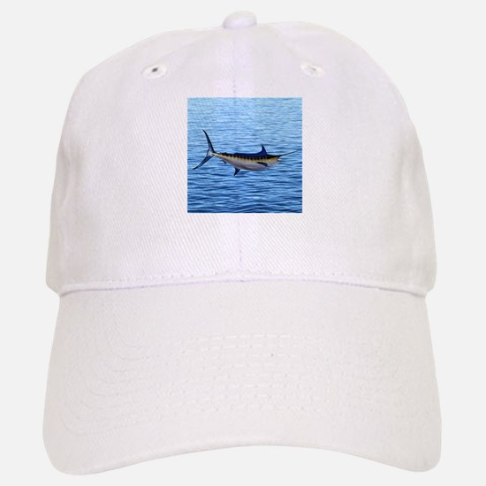 baseball caps for men blue marlin on water cap baby boy fitted big heads