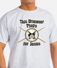 Drum for Jesus T-Shirt